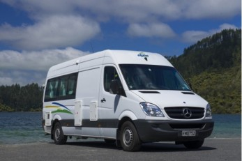 Campervan Rentals In NZ